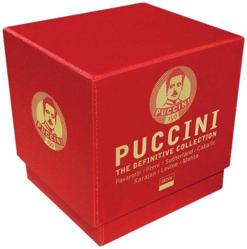 Puccini: The Definitive Collection (Decca)