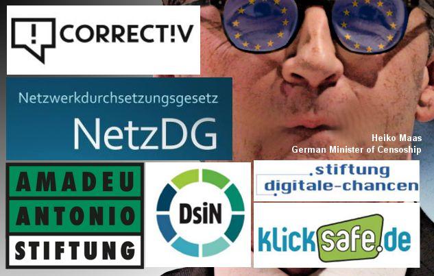 "Germany's Polit- und Mediengesinnungsdiktatur (appr: ""Dictatorship of Political Correctness"")"