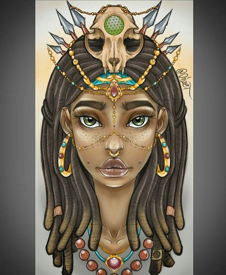 501 Best Images About Dreads Art On Pinterest