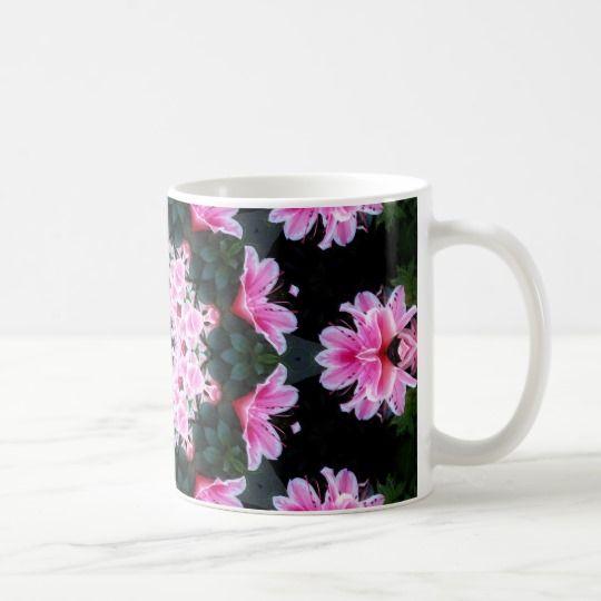 Flower Mandala Mugs