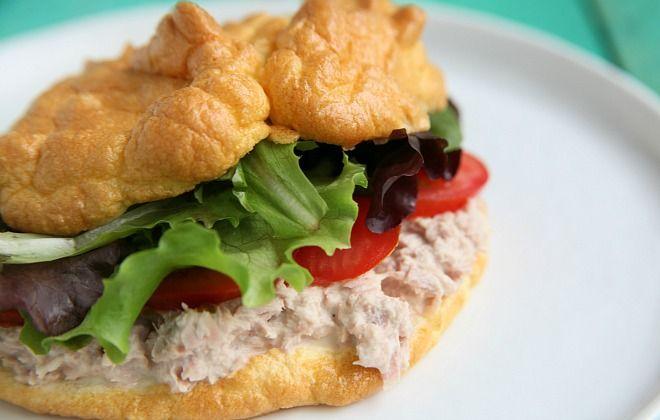 oopsie brood super laag in koolhydraten broodvervanger