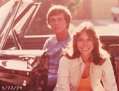 """The Carpenters.  She loved Karen Carpenter's voice.  Their Christmas album is a classic.  I've heard them a lot lately and I think about my mom and how she used to sing """"Close to You"""" and """"I'm Never Gonna Fall in Love Again"""" to me or as she was doing chores."""
