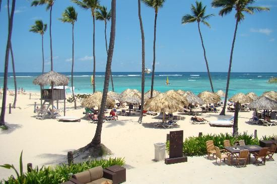 Majestic Elegance Punta Cana: beach - one of the best eats!