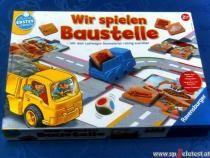 Wir spielen Baustelle, Ravensburger