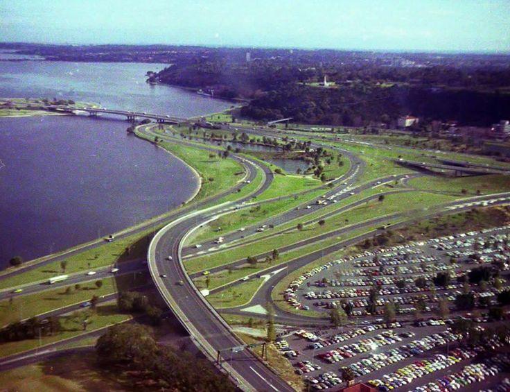 Perth, 1970s.