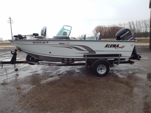Used 2015 Alumacraft Trophy 185, Watertown, Sd - 57201 - BoatTrader.com