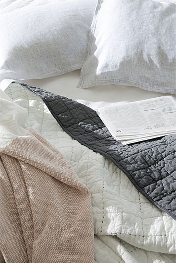 Benne Bed Cover | Country Road