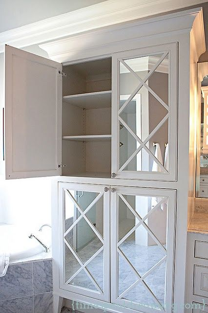 20 best mirrored cabinet images on Pinterest | Bathroom ...