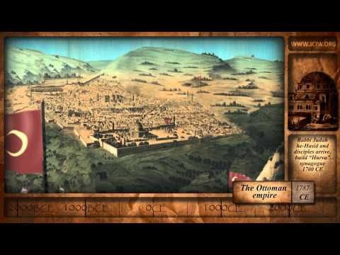 Jerusalem: 4000 Years in 5 Minutes - YouTube