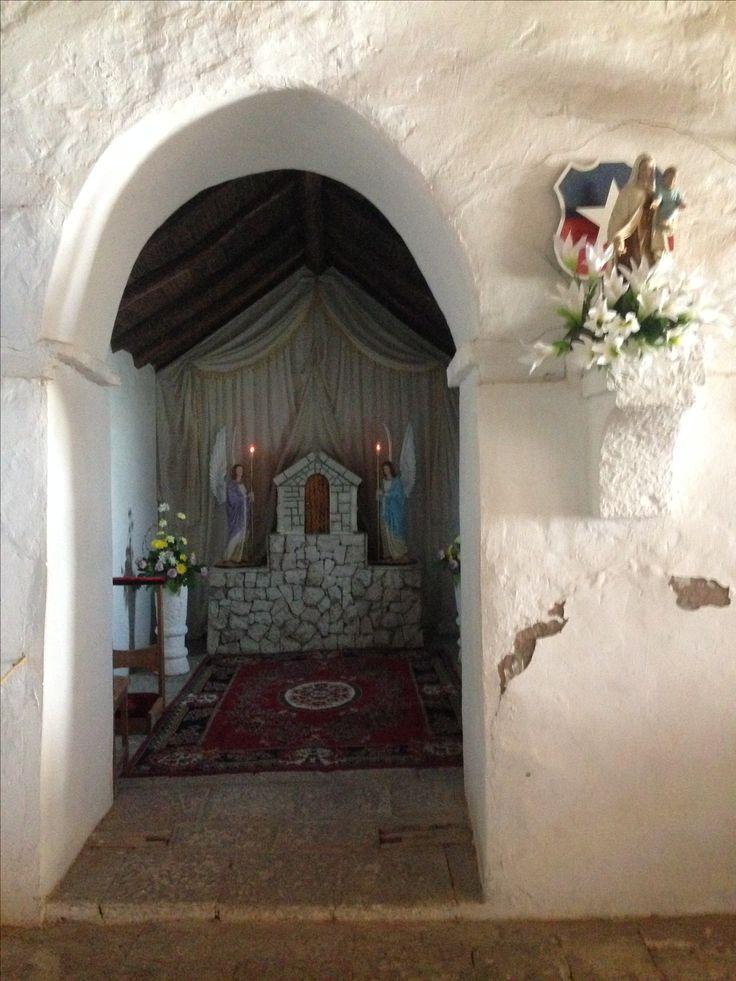 Iglesia Toconao Nave lateral