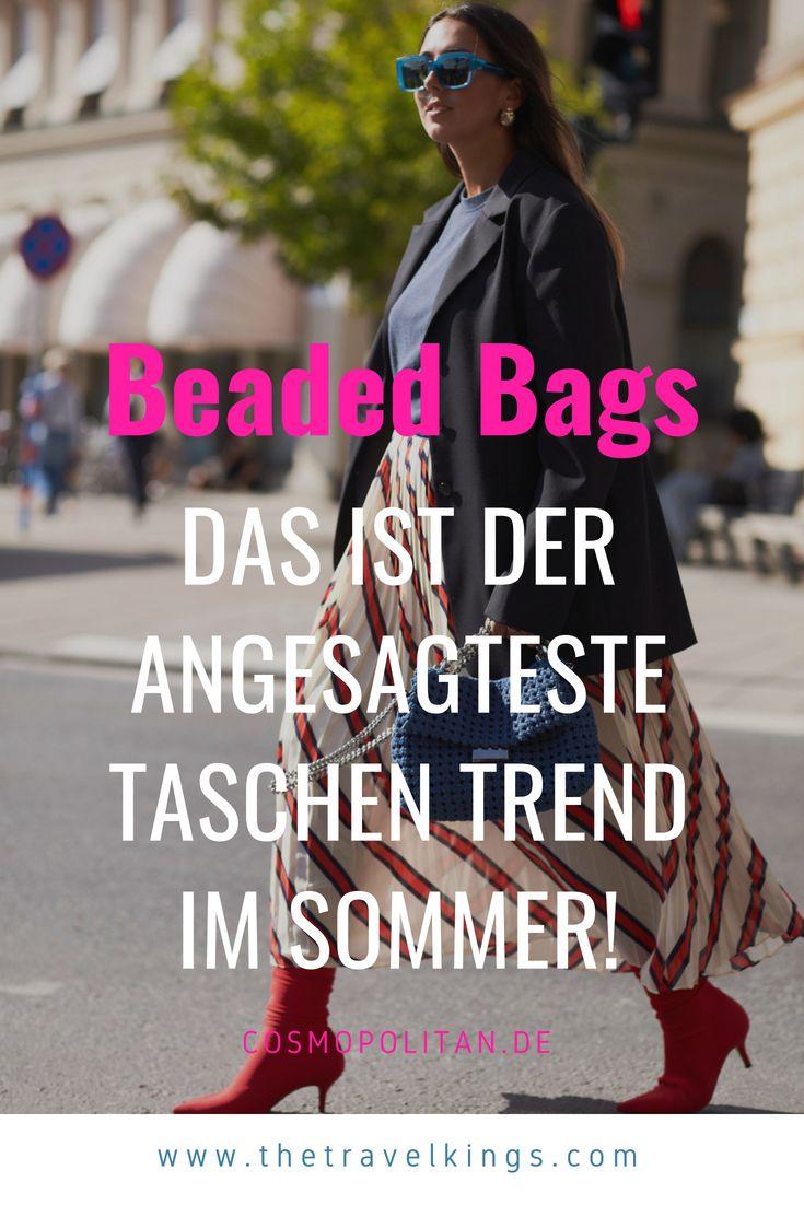 Beaded Bags: Das ist der neuste Taschen Trend – Cosmopolitan Germany
