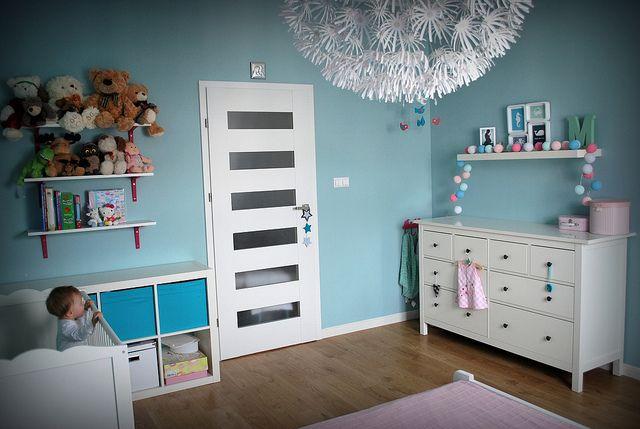Pokoje dziecięce: pokoik Magdy | podobasie.net