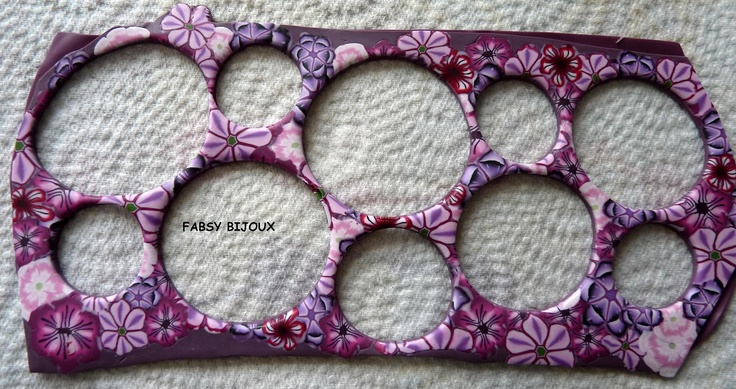 what can u do for leftover (part 1) -FABSY Bijoux: TUTO KALEIDOFLOWER