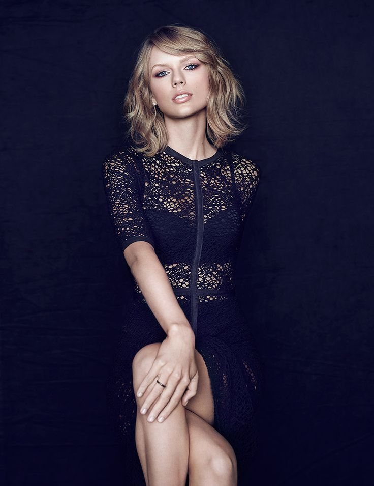 Taylor Swift by Miller Mobley for Billboard Woman of the Year 2014