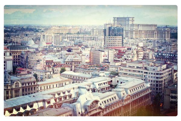 Bucharest Vintage on Behance