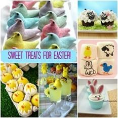 Recipes for sweet Easter treats @Susan Smith Sitcom