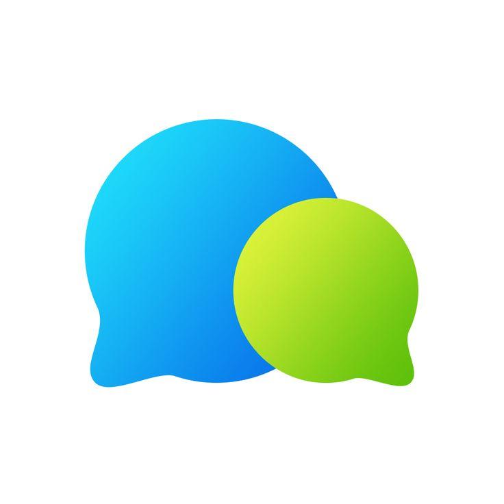 Bubble Chat app icon