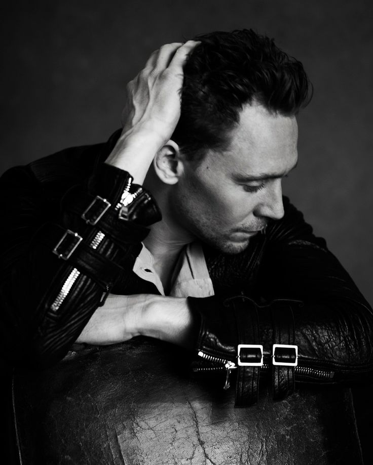 Tom Hiddleston - Flaunt April issue, photographed by Jason Hetherington.