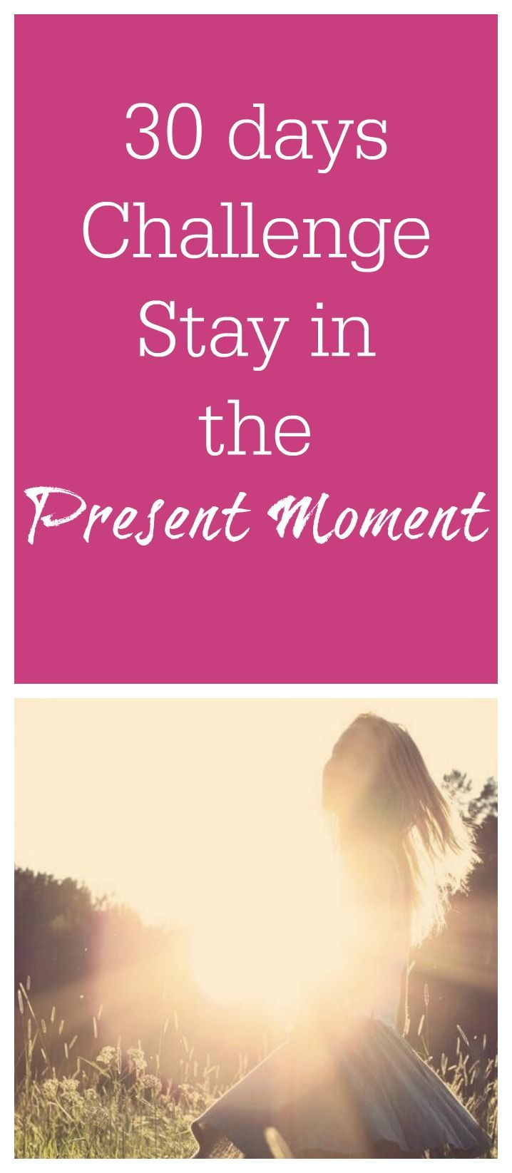 If you spend a lot of your everyday moments and time in the future or in the past and you feel this may have a negative effect on your life then maybe you want to learn to stay in the present moment. Find out more here: http://www.nobletandem.com/january-2017-challenge-stay-in-the-present-moment/