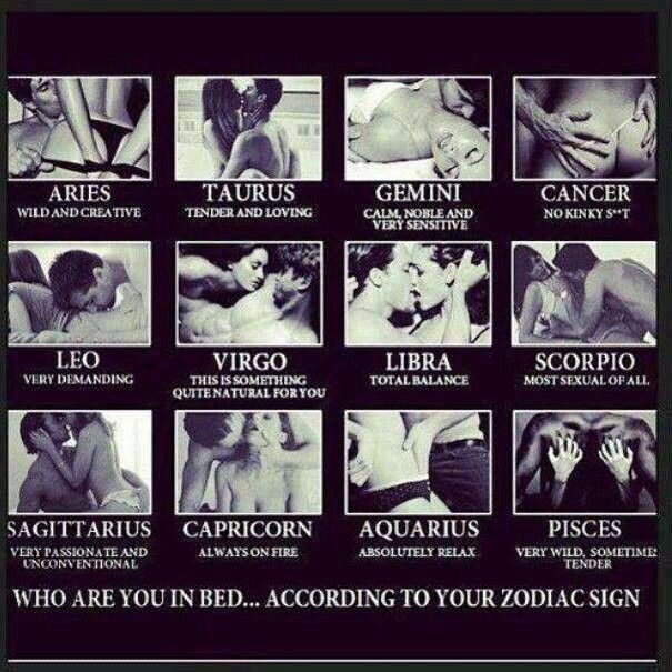 Sex zodiak cancer