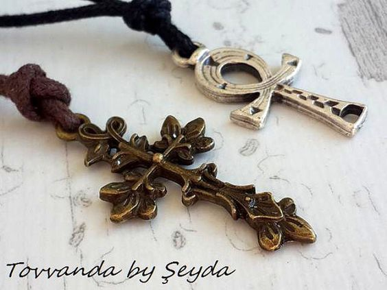 Hey, I found this really awesome Etsy listing at https://www.etsy.com/listing/476540735/cross-necklace-bohemian-style-necklace