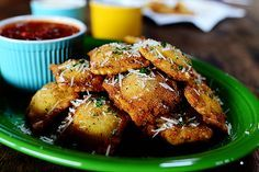 Toasted Ravioli by Ree Drummond / The Pioneer Woman, via Flickr
