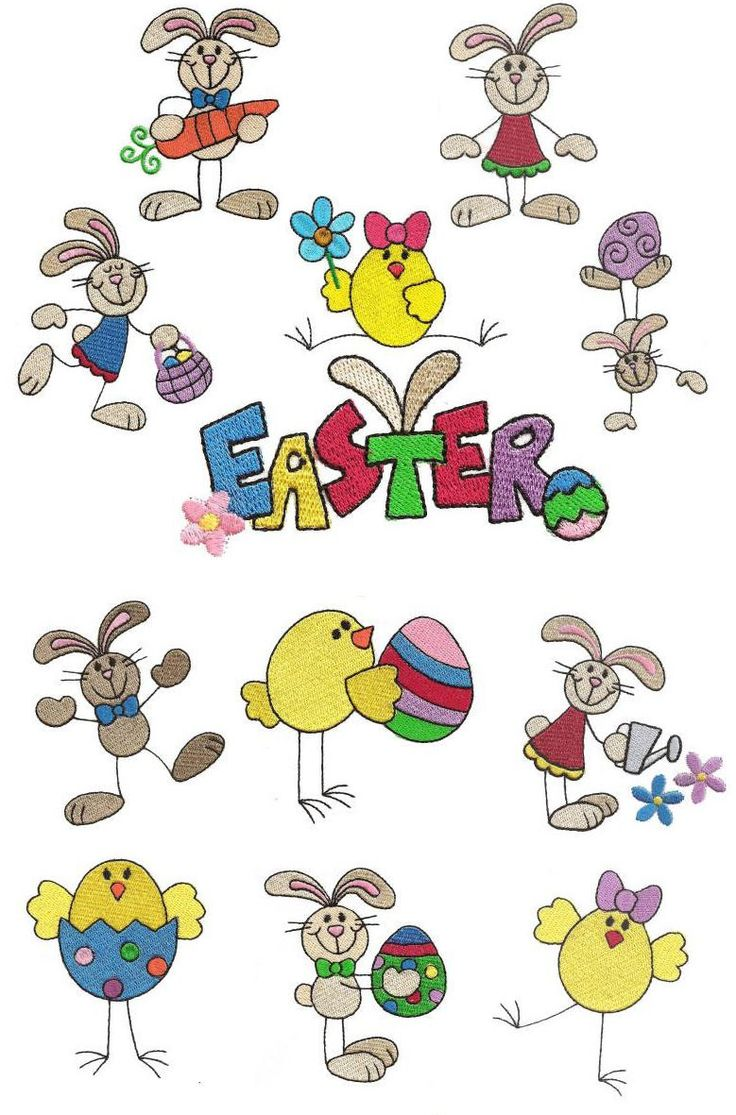 Images about easter embroidery designs on pinterest