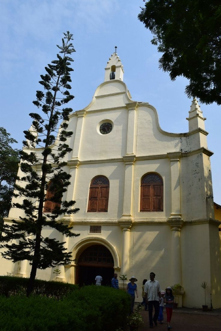 What to see in and around Fort Kochi