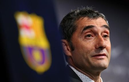 "Valverde ""lucky"" to be able to count on Messi at Barca"