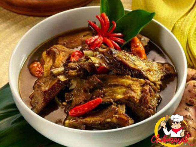 Resep Masakan Pindang Iga, Menu Makanan Sehat, Club Masak