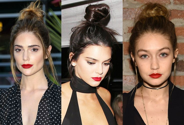 Celebrities Hairstyles: Best 25+ Top Knot Ideas On Pinterest