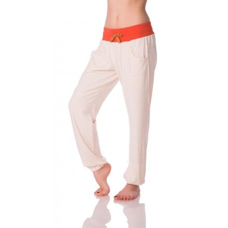 Купить женские широкие спортивные брюки, штаны из хлопка для йоги, фитнеса, пилатеса, танцев, тренировки, бега в Киеве, Днепропетровске, Украине с доставкой