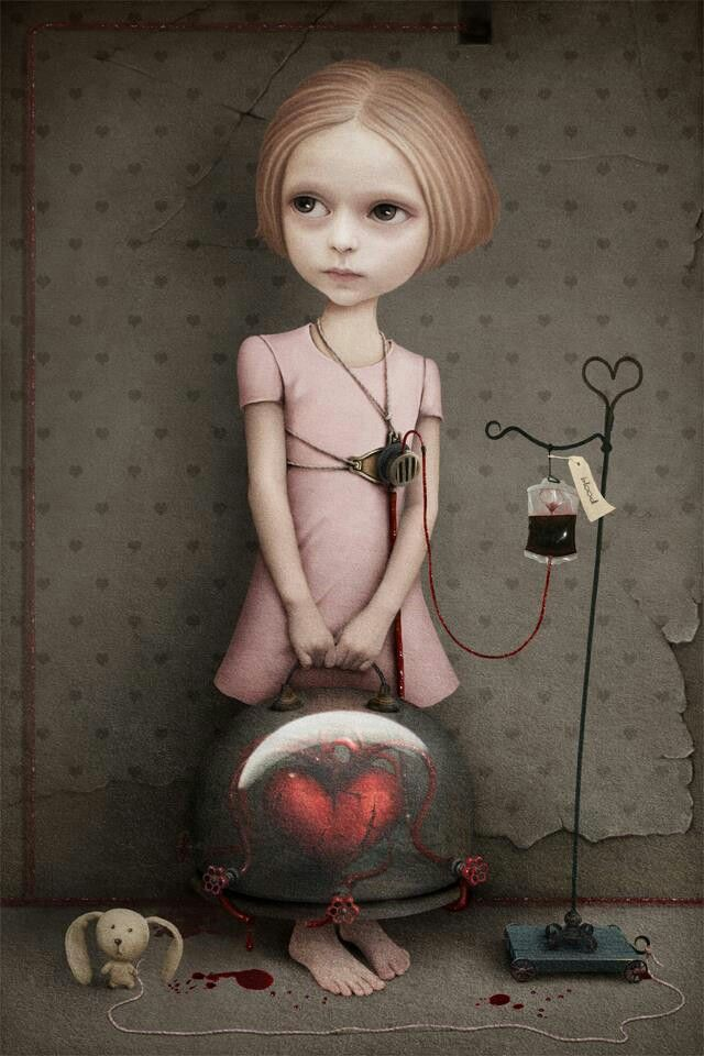 Mark Ryden                                                                                                                                                      More