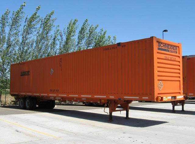 10 Images About 53 Foot Container On Pinterest