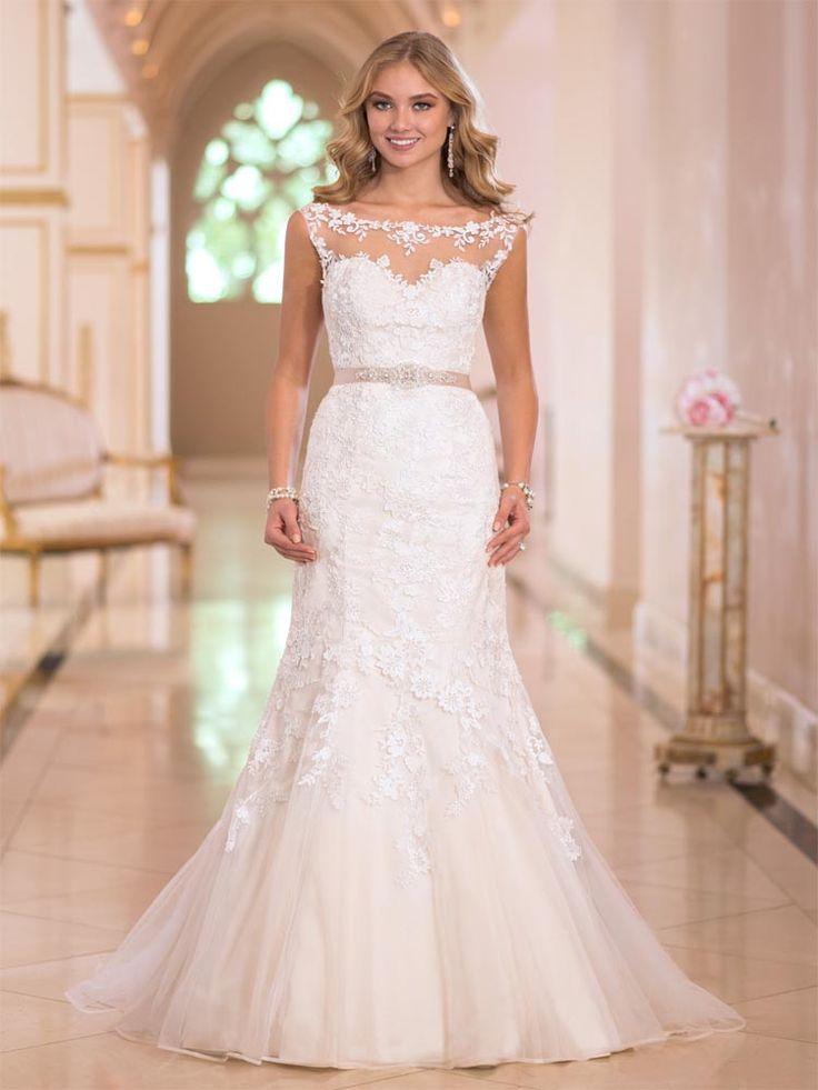 Stella York Serina available in our Exeter shop. #prudencegowns #stellayork #DressingYourDreams #Exeter #Devon #Cornwall #bride #weddingdress