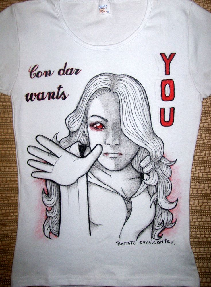Condar T-shirt by Lillymonkey on DeviantArt
