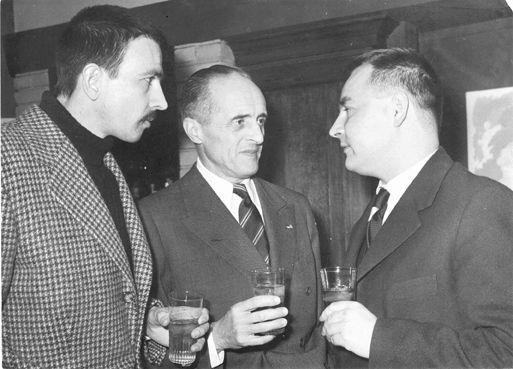 Bosc, René Clair et Claude Choublier.