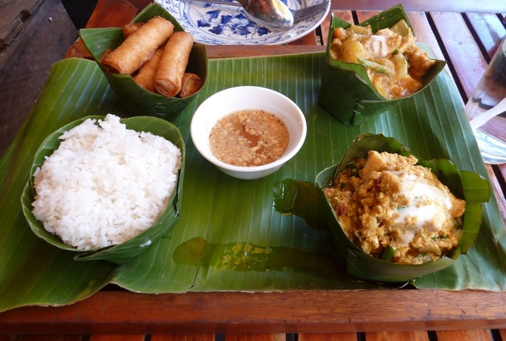 images about Banana leaves on Pinterest | Banana leaves, Grilled fish ...