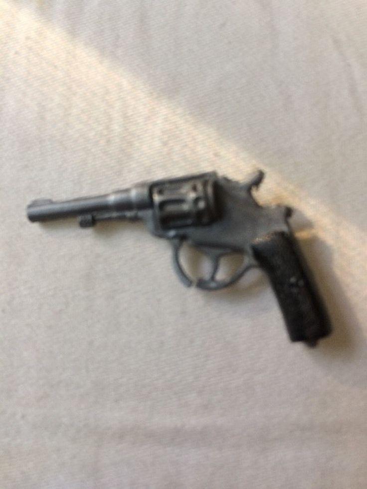 Vintage GI Joe Adventure Team REVOLVER PISTOL Weapon Accessory 12 Inch Figure    eBay