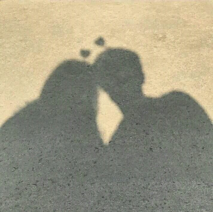 Idea By F3licija On Shadows Couple Aesthetic Shadow Pictures