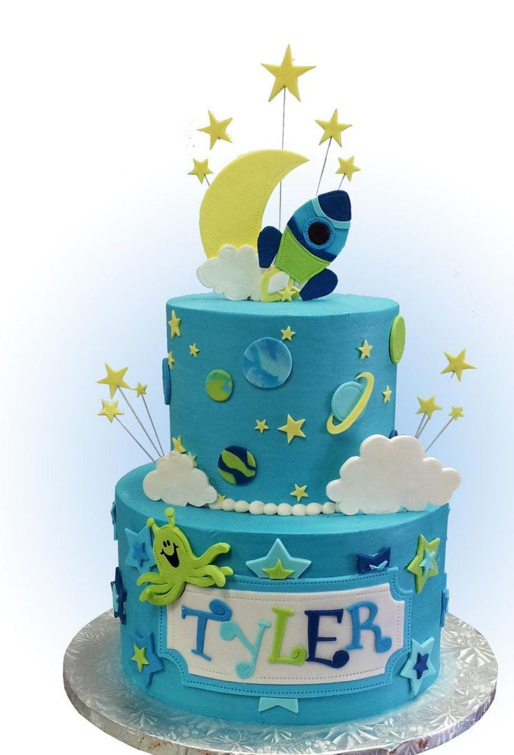 EXPEDITED childrens Space themed cake toppers and decorations for your special little someone's big day - http://babyshower-cupcake.com/expedited-childrens-space-themed-cake-toppers-and-decorations-for-your-special-little-someones-big-day/