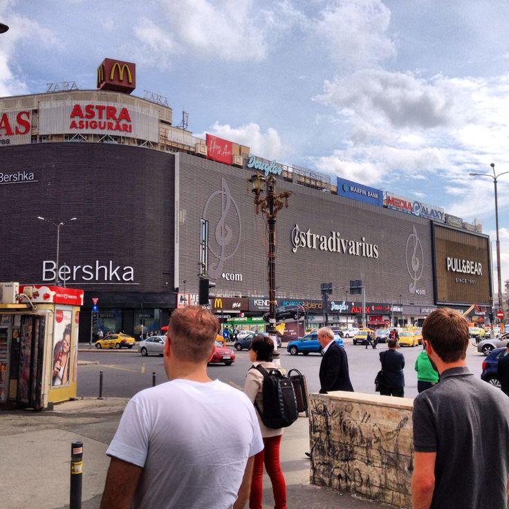 Shopping in Bucharest