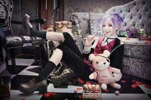Kanato/Diabolik Lovers