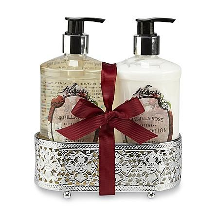 Kmart: Tri-Coastal Vanilla Rose Hand Soap & Hand Lotion Only $7.79 (Reg. $12.99) : #BlackFridayDeals, #Deals, #HolidayGiftDeals, #Kmart, #NationalStores, #OnlineDeals, #RetailDeals, #ShopYourWayRewards, #Stores Check it out here!!