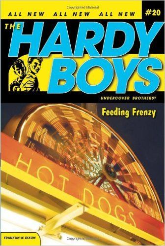 Feeding Frenzy (Hardy Boys (All New) Undercover Brothers)