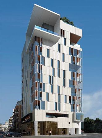 contemporary buildings beirut - Google Search
