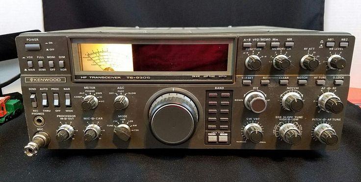 Kenwood TS-930S HF Transceiver Ham Radio