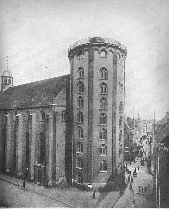 Rundetårn ca. 1895