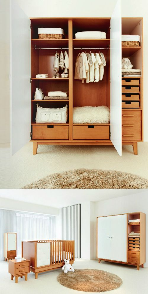 Fifties style nursery