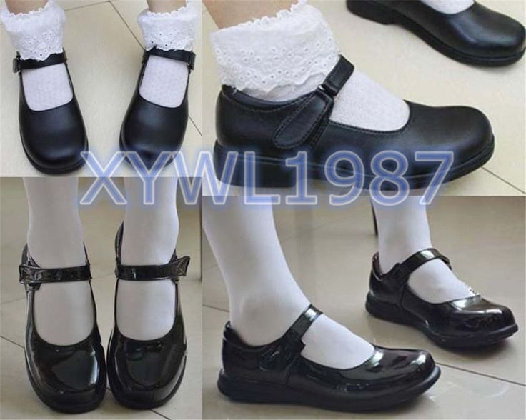 Cute Lolita Maid Round Shoes Japanese School Uniform Shoes Good Uwabaki Slippers